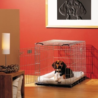 Cage transport chien Dog Residence 91cm Savic 495766