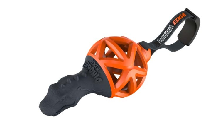 Gigwi Dinoball orange 402728