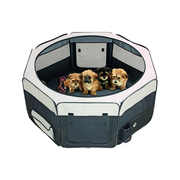 Parc pour chien smart top lounge 116cm x116cm x48cm 403779