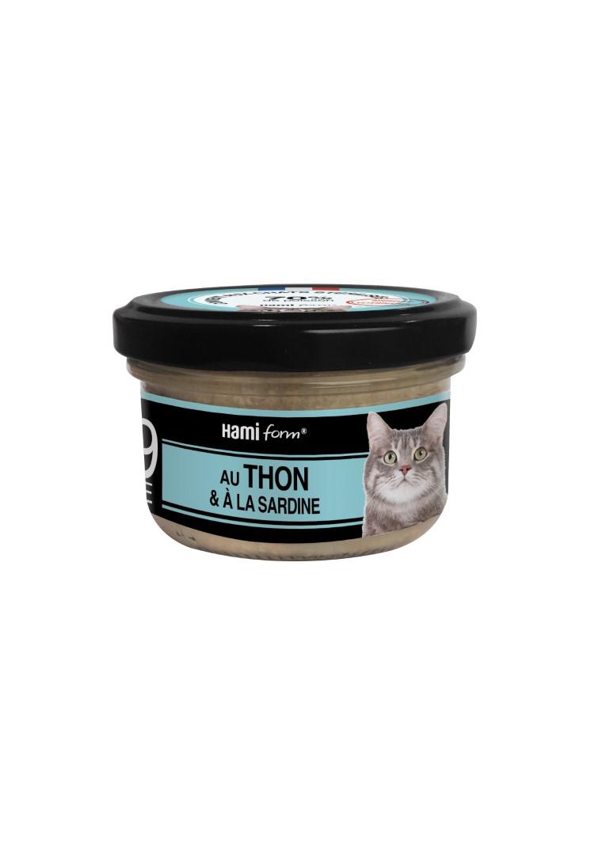 Boîte Chat - Recette n°39 au thon et à la sardine 407791