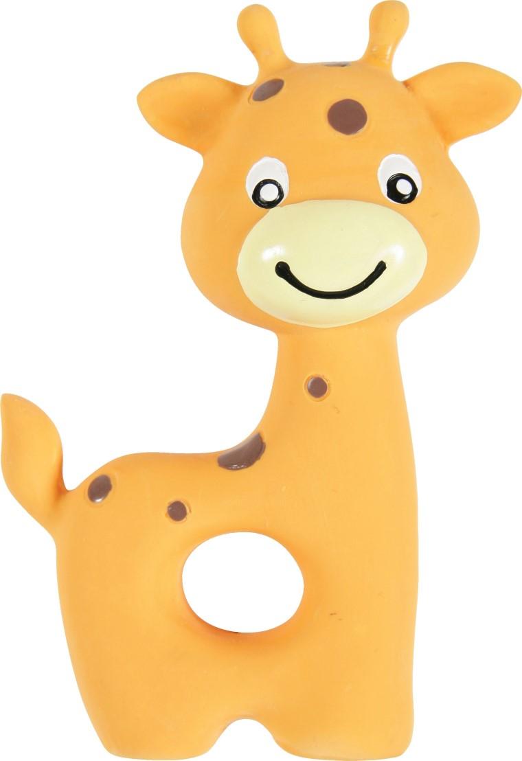 Jouet Latex Puppy Girafe 408138