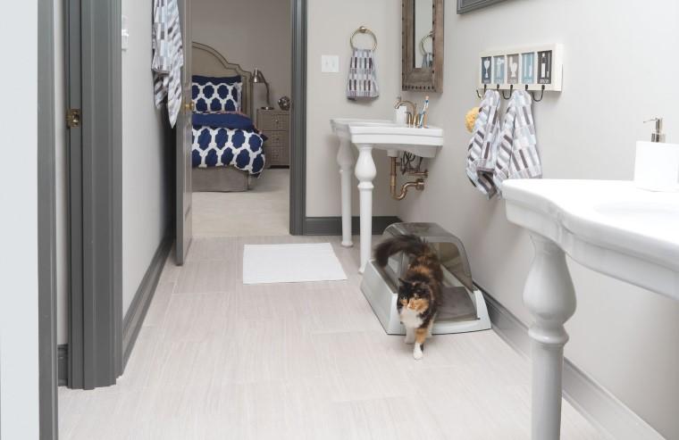 Maison de Toilette autonettoyante  Scoppfree ultra 412697