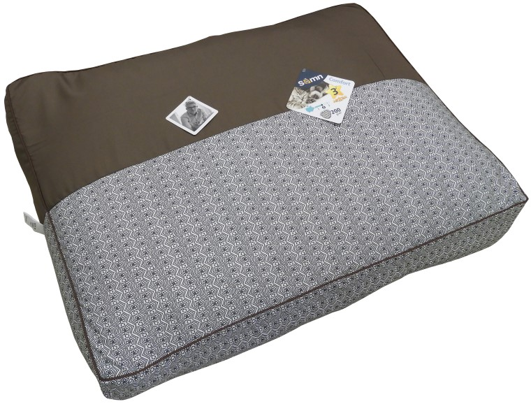 Coussin Master Comfort Etnic  Taille M - 80 x 60 x 15 cm 413566