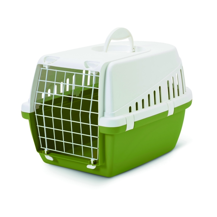 Panier de transport - Trotter 1 vert earth 415411