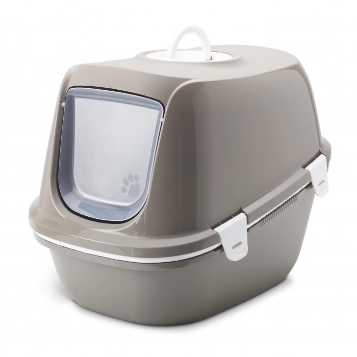 Maison de Toilette Reina gris chaud 415415