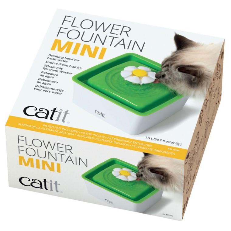 Fontaine Catit® 2.0 Mini Flower Fountain 1,5L 418827