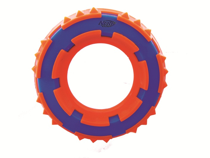 Nerf Two Tone TPR Spike Ring 418831