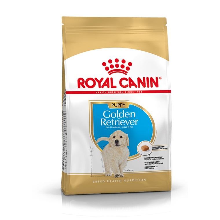 Croquette chiot Royal Canin Golden Retriever Puppy 12kg 424531