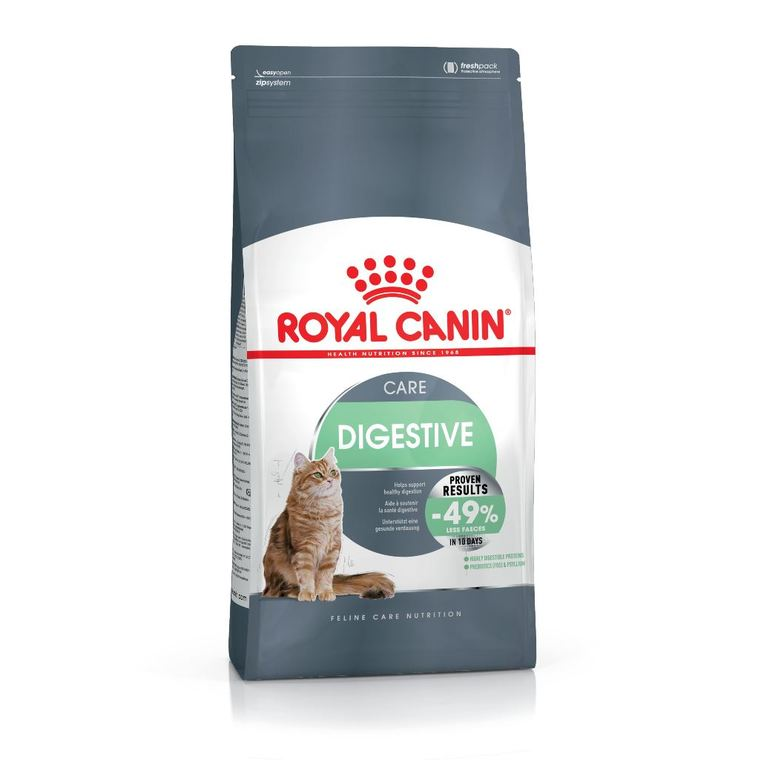 Croquette chat Royal Canin Digestive 2kg 424539