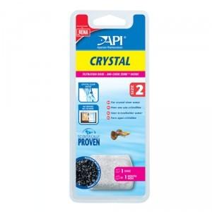 Recharge Filtre aquarium API Rena Crystal size 2 x1 425588