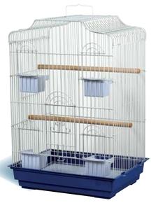Cage oiseaux Marron 42943