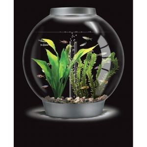 Aquarium BiOrb 30 L silver LED 441449