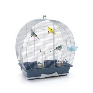 Cage oiseaux Evelyne 50 argent Savic 451003