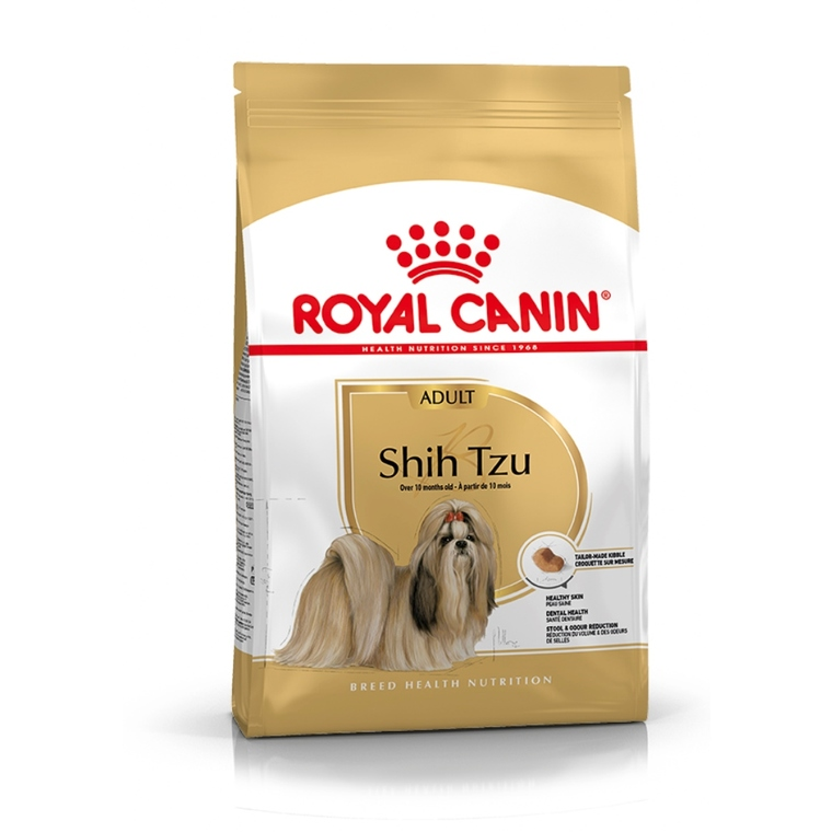 Croquette chien Royal Canin Shih Tzu adulte 1,5kg 452361