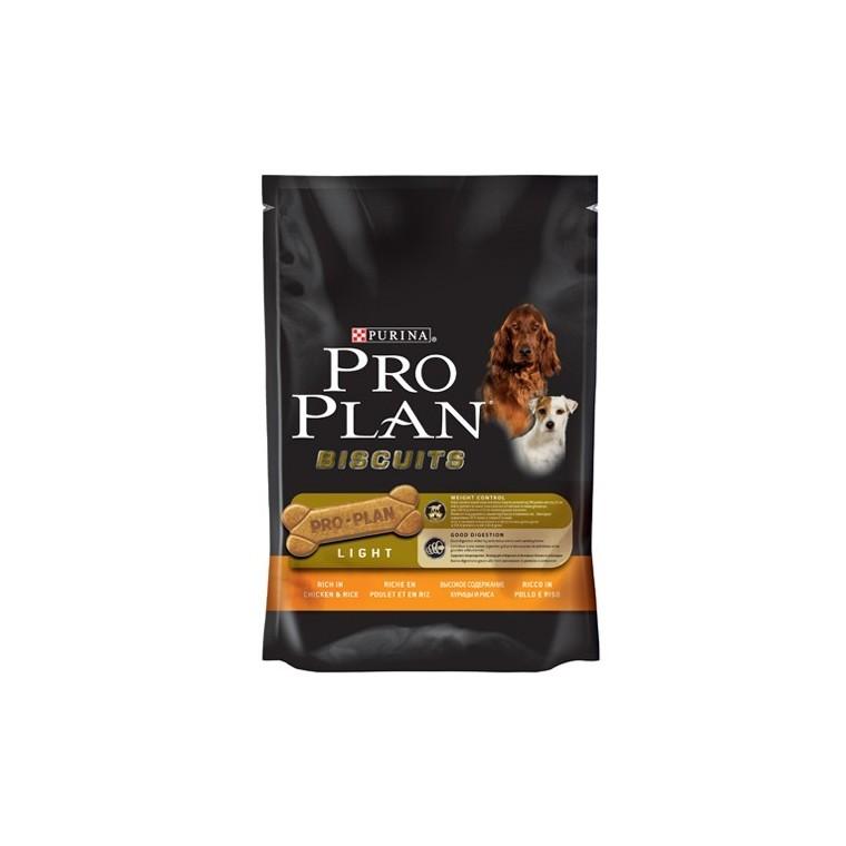Friandise light chien adulte poulet Pro Plan 400g 463244