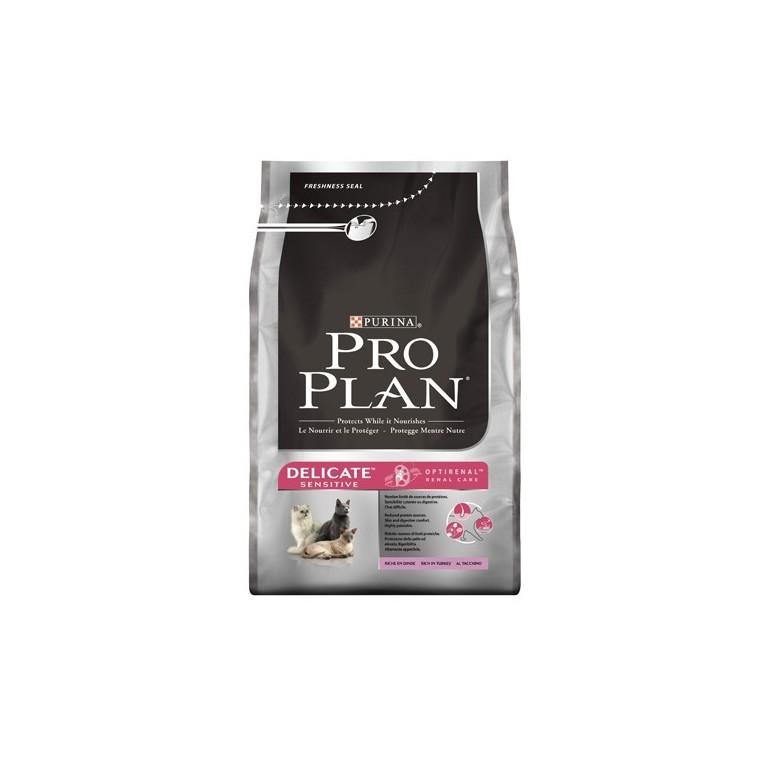Croquette chat Pro Plan chat sensible dinde riz 3 kg 463256