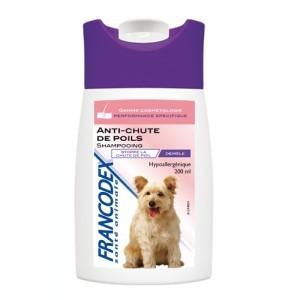 Shampooing anti-chute de poils 200ml pour chiens 488442