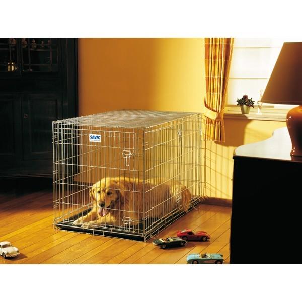 Cage transport chien Dog Residence 107cm Savic 495767