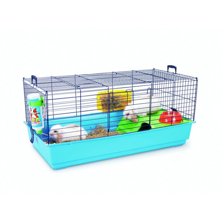 Cage Nero 3 De Luxe - Coloris Bleu, Rouge ou Gris 495773