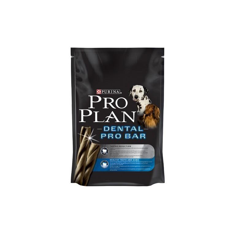 Friandise chien adulte Dental Pro Plan 150g 495825