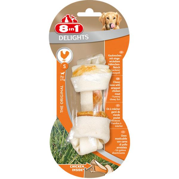 Friandise Chien - 8in1 Delights bone S
