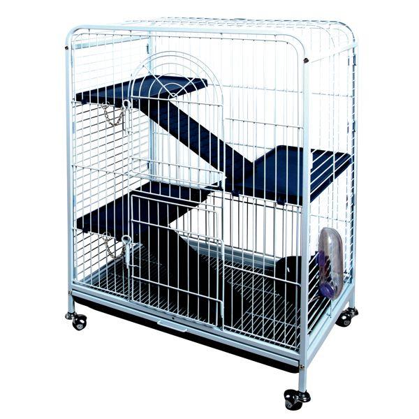 Cage tower L pour chinchillas