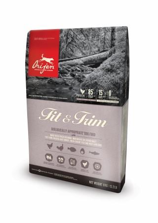 Croquettes Chien - Orijen® fit & trim 11,4kg 534176
