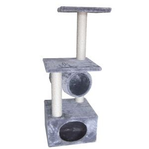 Arbre à chat Rodo gris 557005