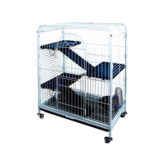 Cage tower L pour chinchillas 557793