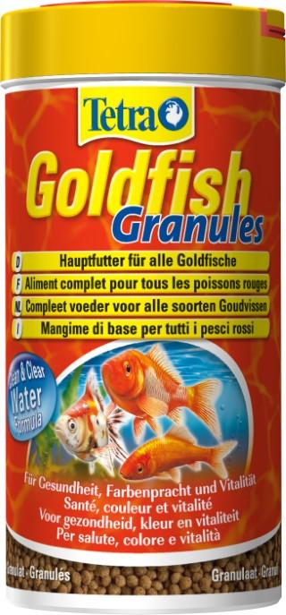 Tetra Goldfish Granules 250 ml 58167