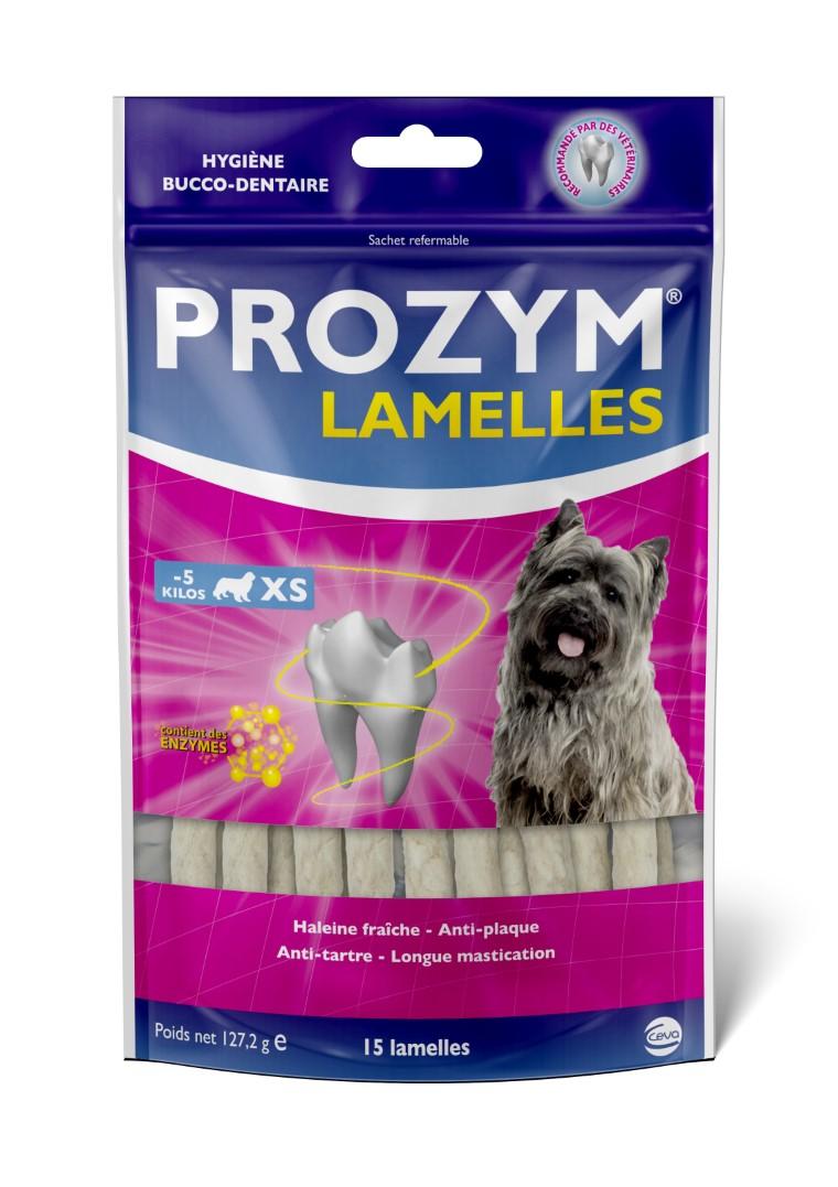 Prozym - xs 15 lamelles 507307