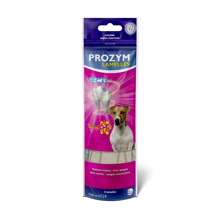 Prozym - s mini sachet 5 lamelles 507308