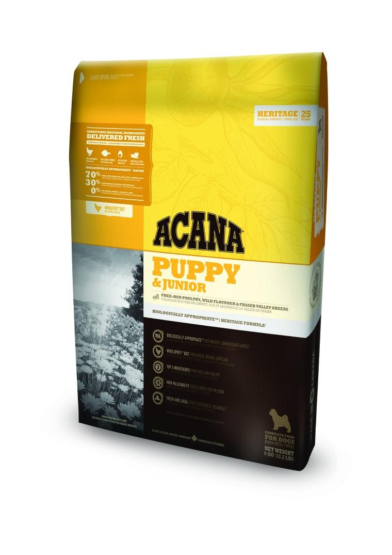 Croquettes Chiot medium - Acana® Heritage Puppy & junior 2kg 534136