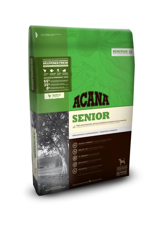 Croquettes Chien Senior - Acana® Heritage Senior  6kg 534147