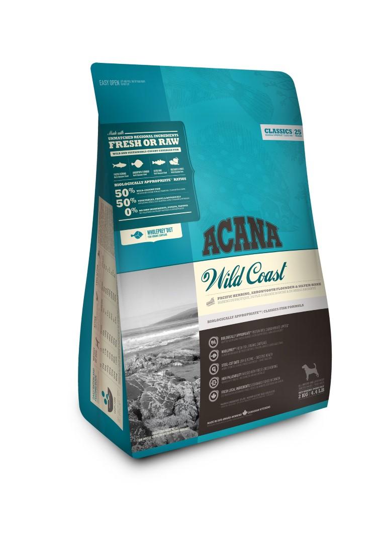 Croquettes Chien - Acana Wild coast 2kg 534157