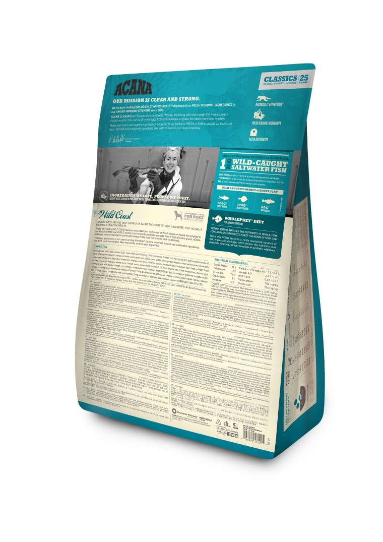Croquettes Chien - Acana® Wild coast 2kg 534157