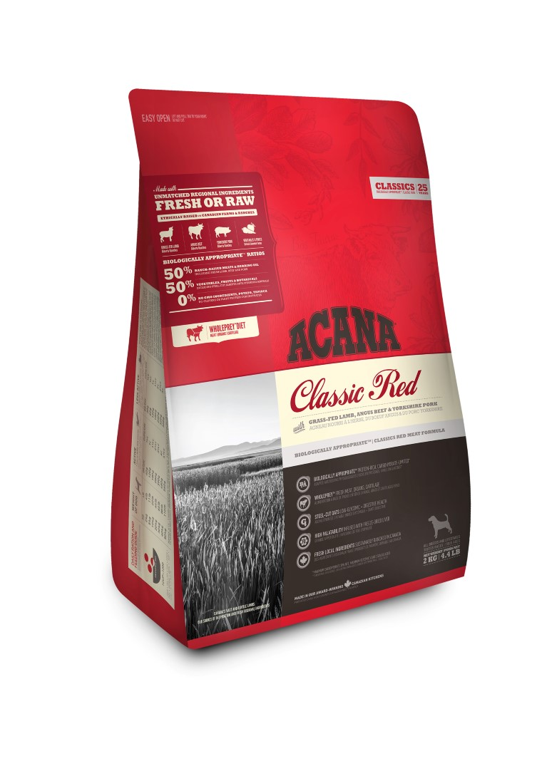 Croquettes Chien - Acana Classic red 11,4kg 534162