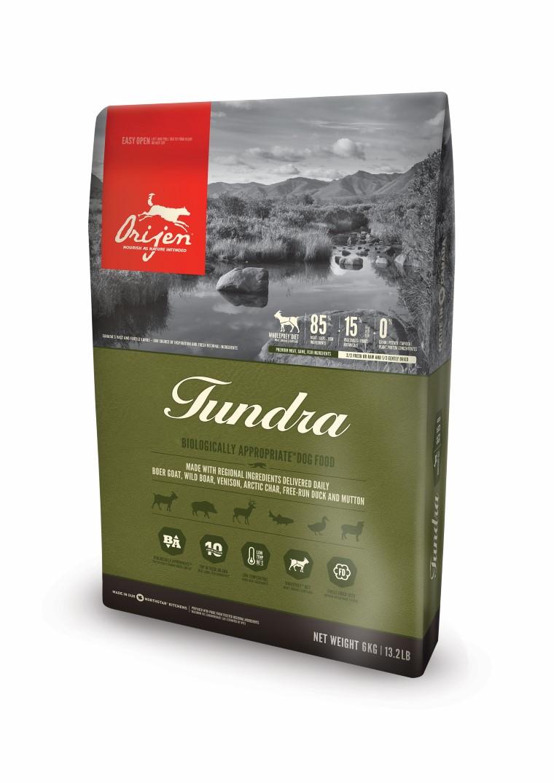 Croquettes Chien - Orijen® tundra 11,4kg 534173