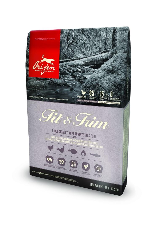 Croquettes Chien - Orijen® fit & trim 2kg 534174