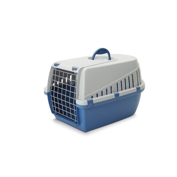 Panier de Transport Savic Trotter 1 Bleu - 49 x 33 x 30 cm 556143