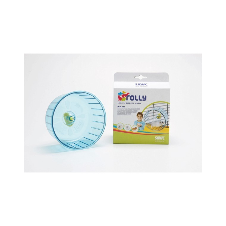 Roue Rolly Medium pour hamsters Savic 557282