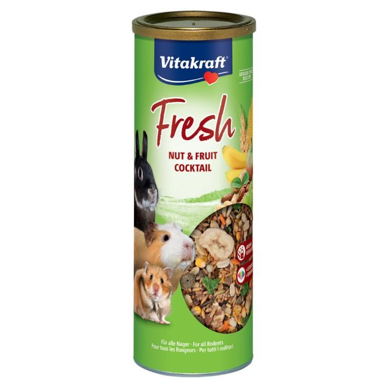 Aliment Super nut et fruits rongeurs Vitakraft® 57026