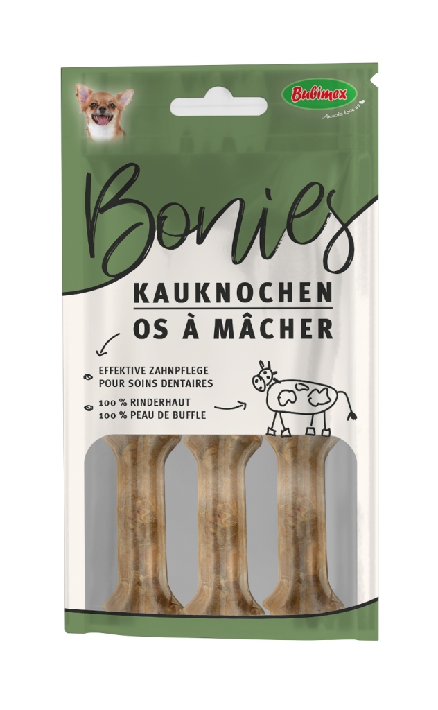 Friandises Chien - Bubimex Os à macher 5 cm x10  572932