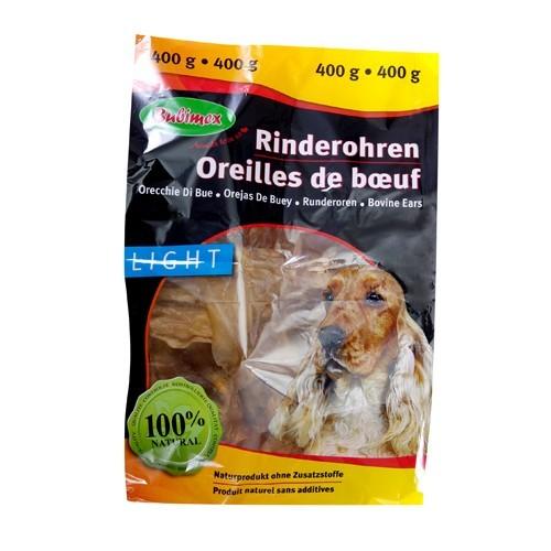 Friandises Chien - Bubimex Oreilles de boeuf 400g 573287