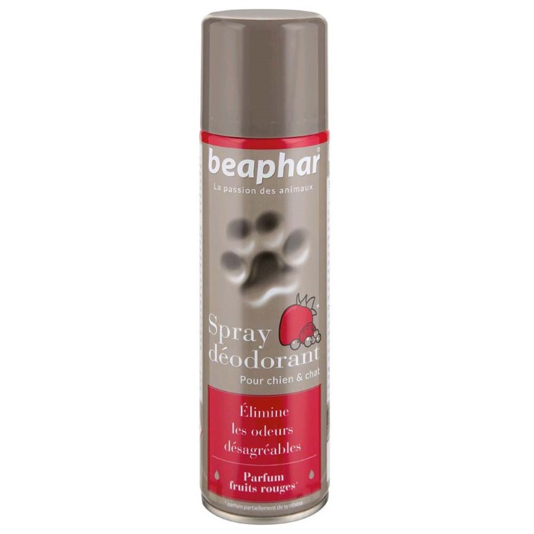 Spray deodorant chiens/chats Beaphar® 57520