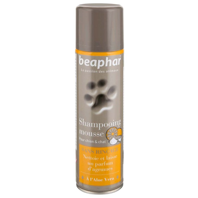Spray shampooing sec chiens/chats Beaphar® 57522
