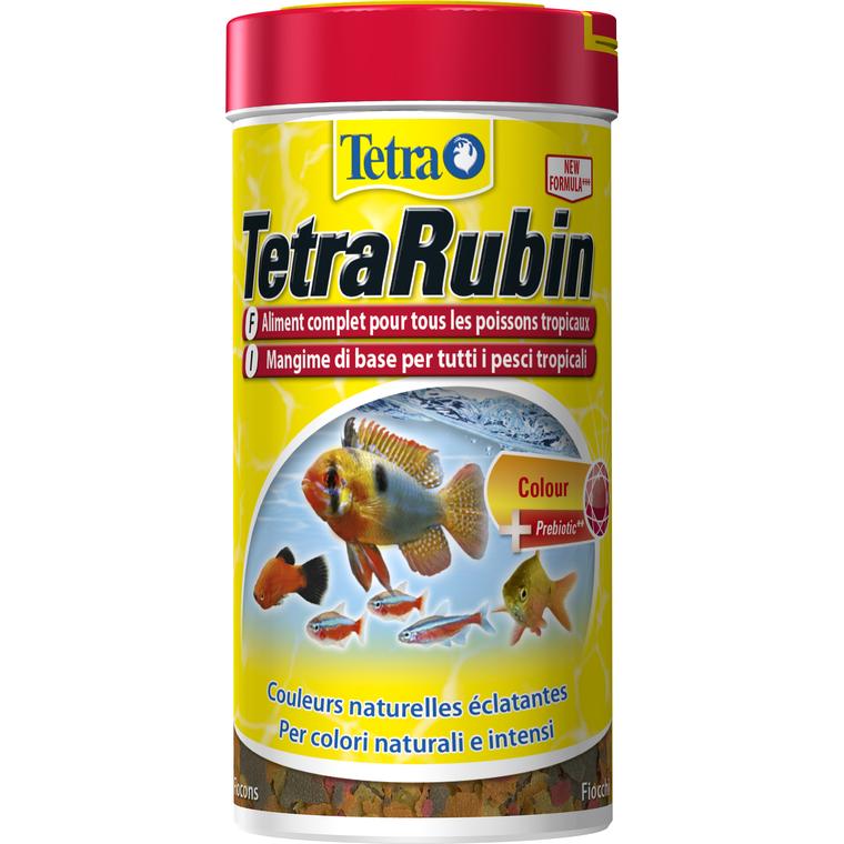Aliment pour Poisson TetraRubin 250 ml 58133