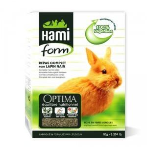 Repas complet lapin Hamiform® 1kg