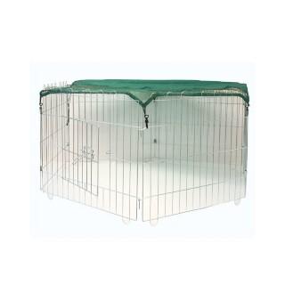 Enclos exterieur hexagonal pour volailles 638090