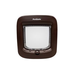 Chatière marron à puce électronique PetSafe 646998